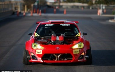 Ferrari 458 Swap in Scion FRS