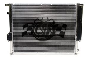 All aluminium high-performance radiator for e30 and e36 platforms.