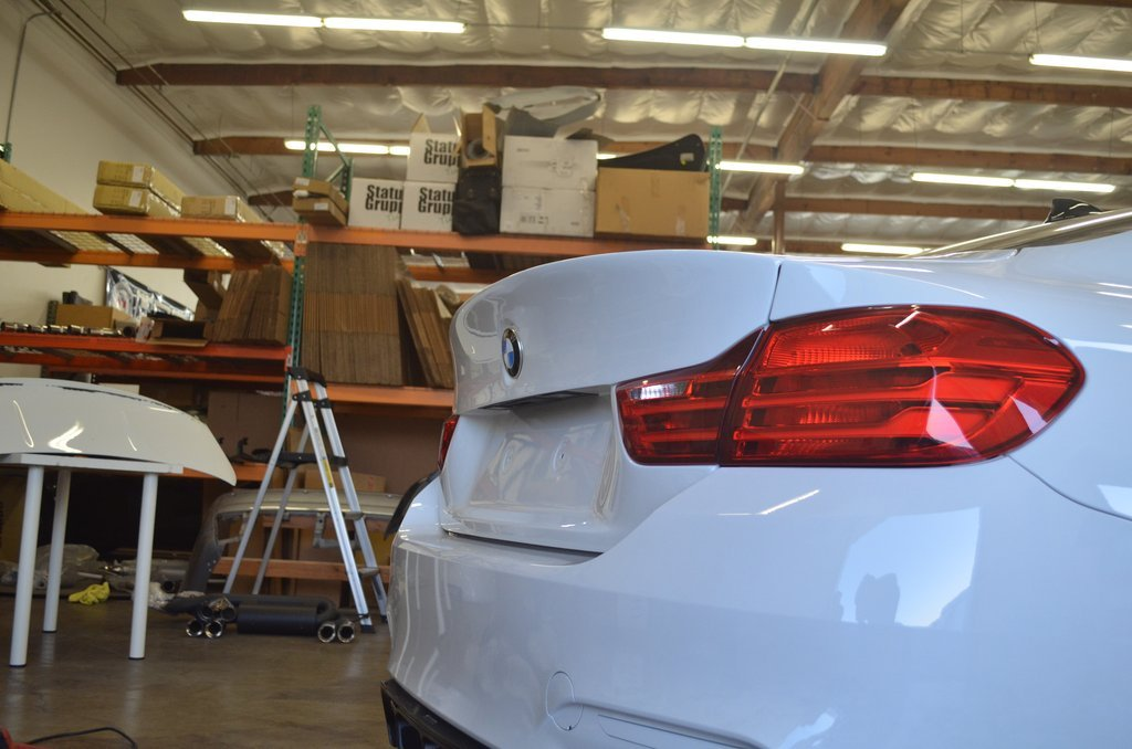 """Status Gruppe BMW F32 
